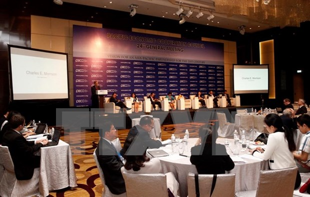 APEC: PECC general meeting focuses on regional growth prospects hinh anh 1