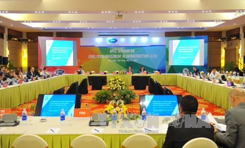 APEC 2017: Long-term infrastructure investment discussed hinh anh 1