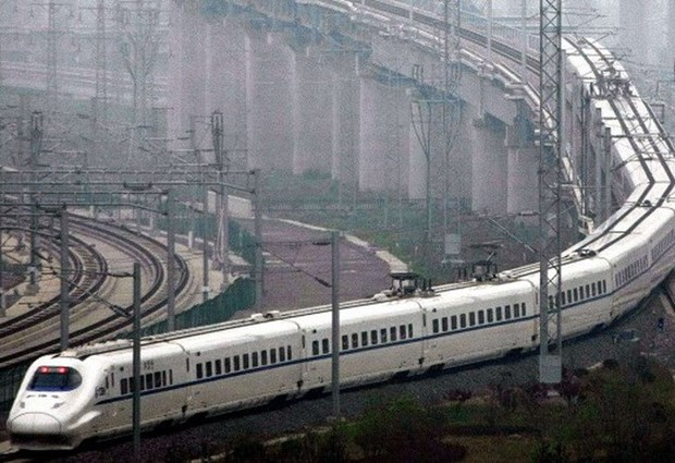Thailand announces plan to build railway with China hinh anh 1