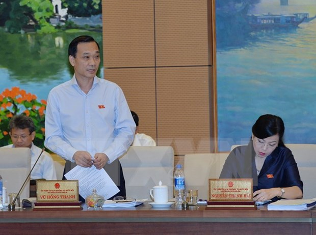 NA's third session slated for May 22 hinh anh 1