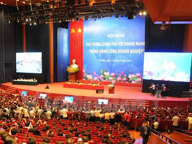 Businesses appreciate Gov't Resolution 35 on developing enterprises hinh anh 1