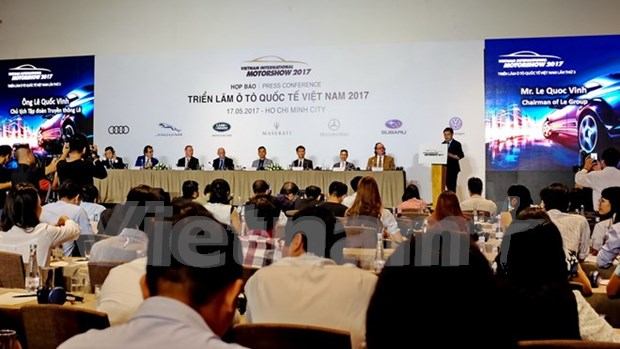 Vietnam International Motor Show to introduce new car models hinh anh 1