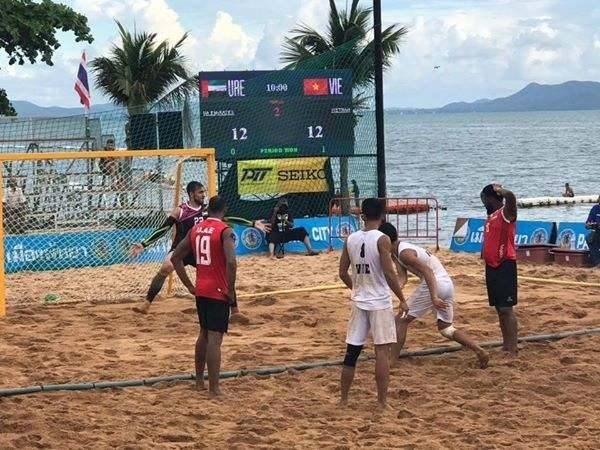 Vietnam to participate in beach handball championship hinh anh 1