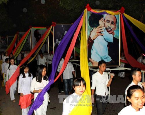 Nghe An: Festival honours late President Ho Chi Minh hinh anh 1