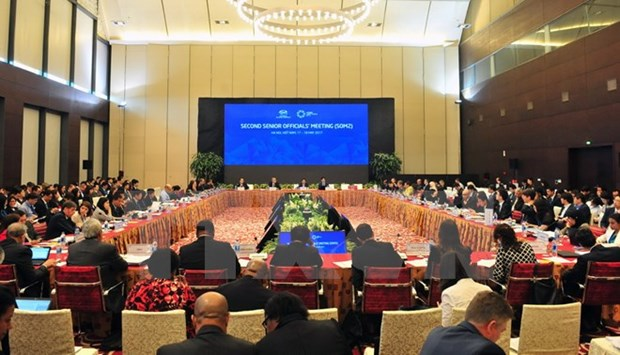 APEC Second Senior Officials' Meeting enters final working day hinh anh 1
