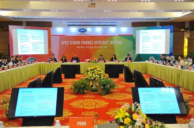 APEC senior officials review financial cooperation priorities hinh anh 1