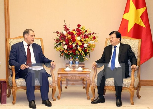 Vietnam supports Russia's investors in oil, gas sector hinh anh 1