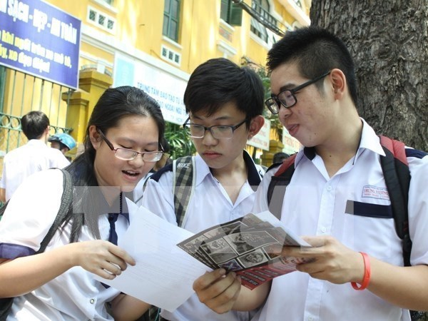 HDBank chosen for education project hinh anh 1