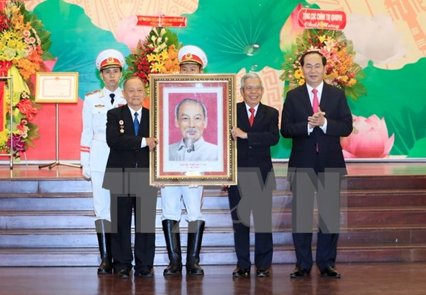 President asks cipher sector to develop cryptographic technology hinh anh 1