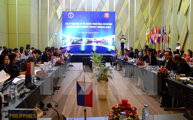 ASEAN working group for health supplements meets in Da Nang hinh anh 1