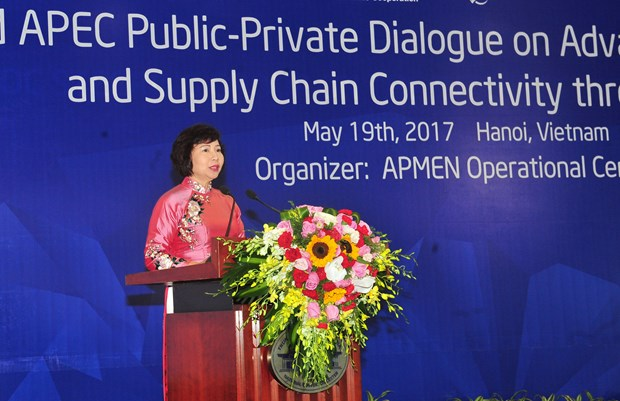 APEC aims to enhance supply chain connectivity hinh anh 1