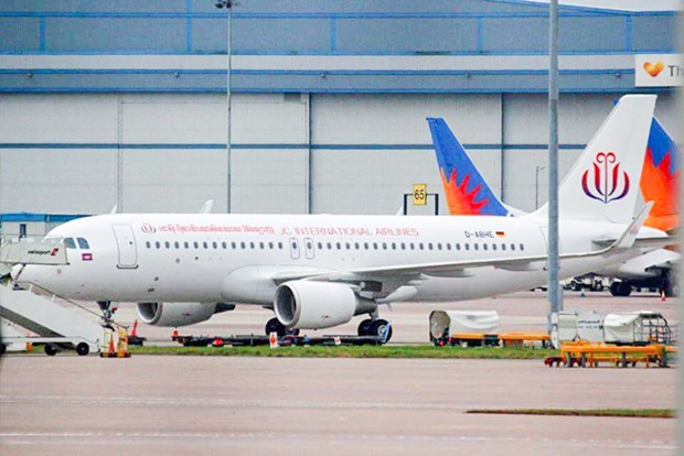 Cambodian airlines to open air route to Thailand hinh anh 1