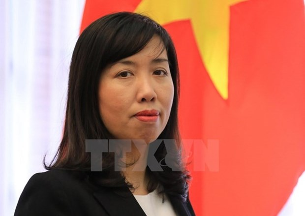 Vietnam backs peace efforts on Korean Peninsula hinh anh 1
