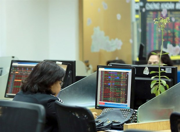 Shares sink on investor sentiment hinh anh 1