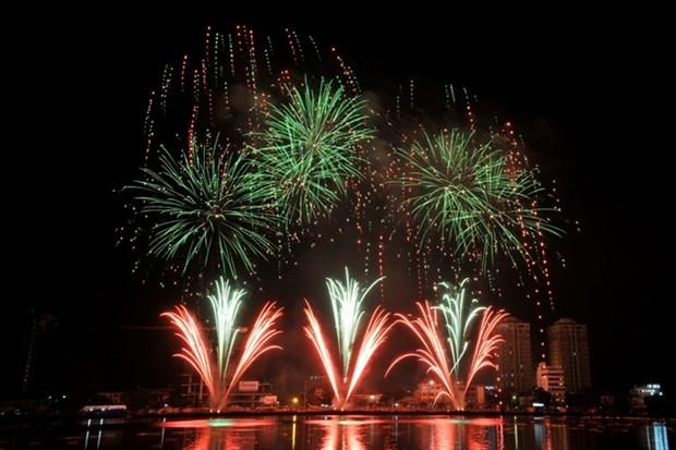 International teams set for Da Nang Fireworks festival hinh anh 1