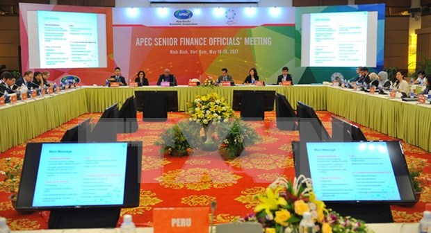 APEC Senior Finance Officials Meeting wraps up hinh anh 1