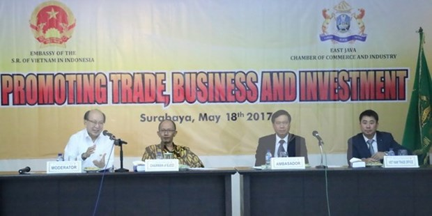 Forum updates Indonesian firms on Vietnam's business climate hinh anh 1