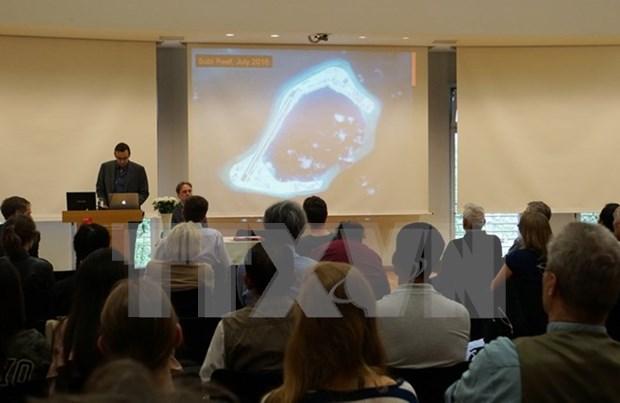 East Sea workshop held in Germany hinh anh 1
