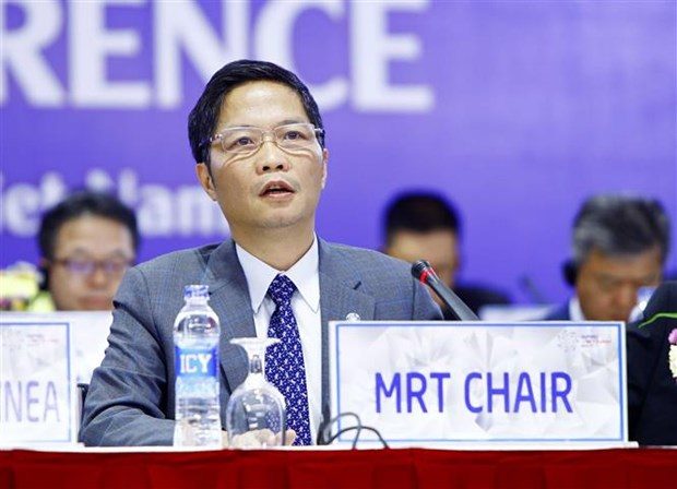 APEC Ministers Responsible for Trade Meeting concludes hinh anh 1