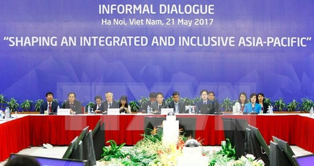 Dialogue on shaping integrated, inclusive Asia-Pacific hinh anh 1