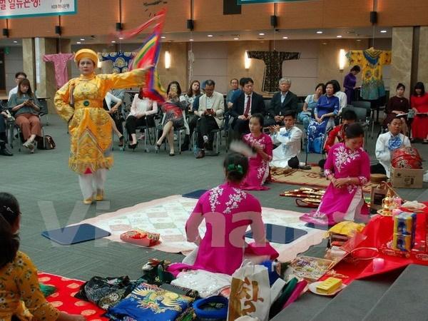 Vietnam Mother Goddess worship introduced in Republic of Korea hinh anh 1