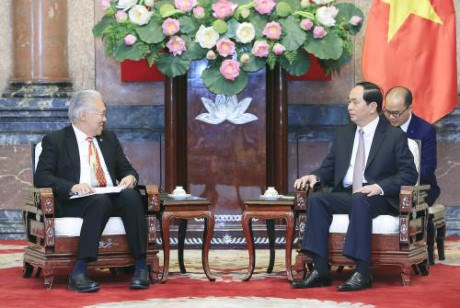 Vietnam, Indonesia seek to achieve 10 billion USD trade hinh anh 1