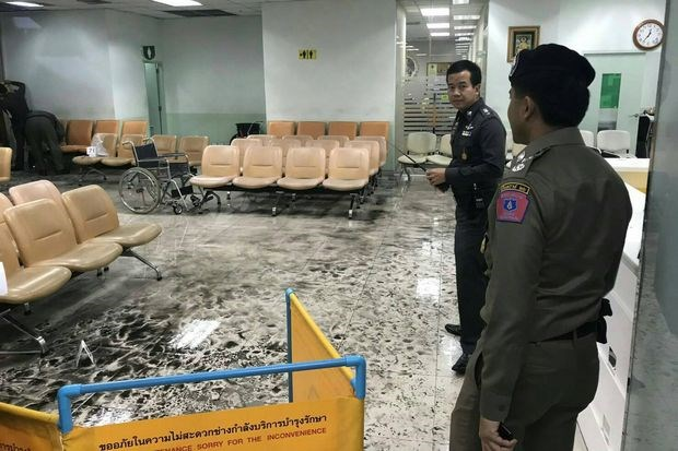 Thailand: Bomb blast at military hospital injures 24 people hinh anh 1