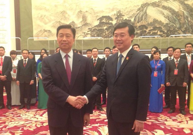 Youth cooperation seen as a foundation for Vietnam-China ties hinh anh 1