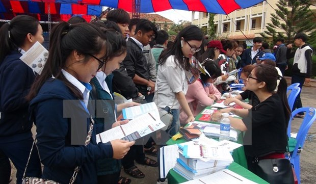 Vietnam, African countries partner in youth investment hinh anh 1