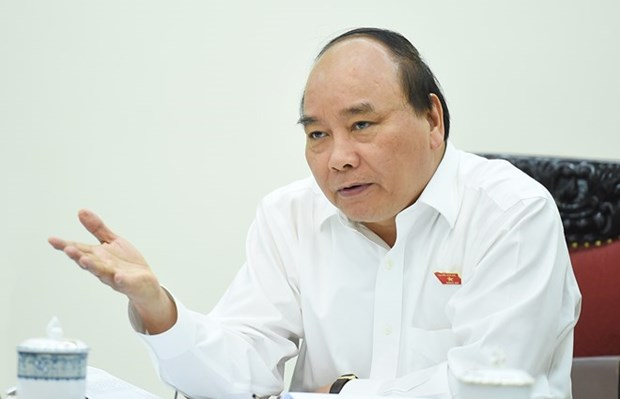 PM calls for efforts to achieve growth target of 6.7 percent hinh anh 1