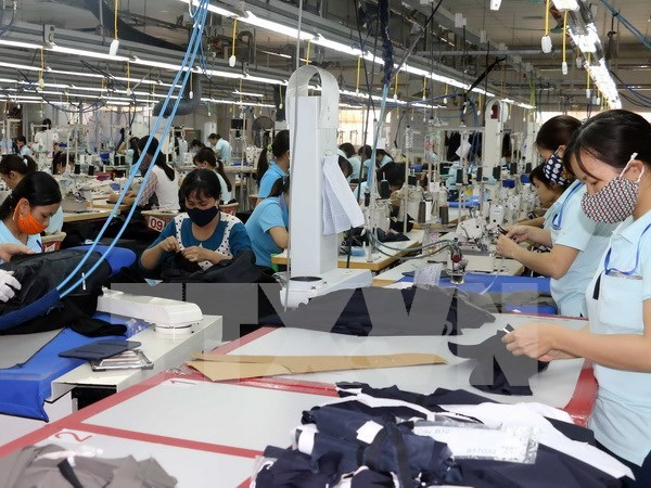 Path to EU widened for Vietnamese garments-textiles hinh anh 1