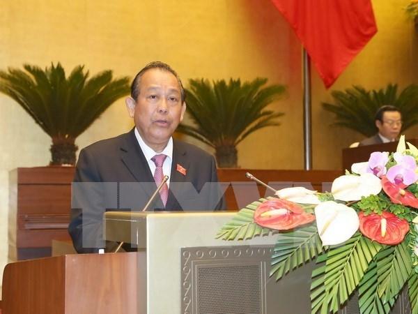 National Assembly scrutinises socio-economic development hinh anh 1
