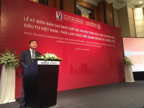 Workshop promotes VN -Thailand trade, investment cooperation hinh anh 1
