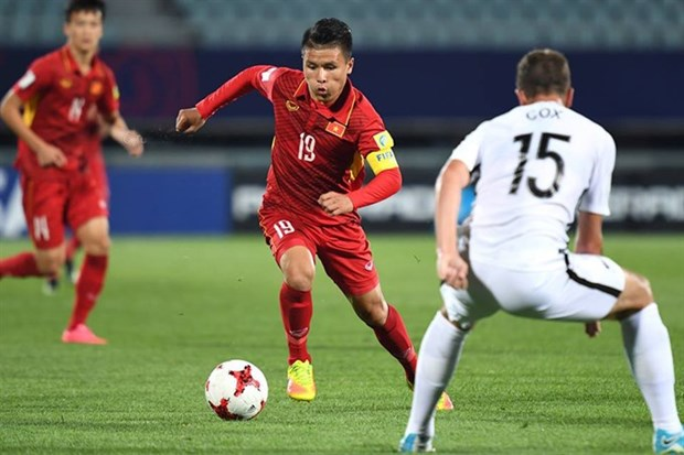U20 World Cup: Vietnam make history with NZ tie hinh anh 1