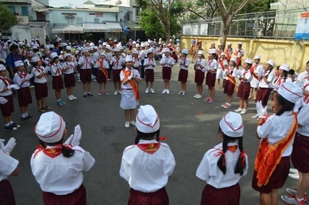 HCM City to build new kids' centre hinh anh 1