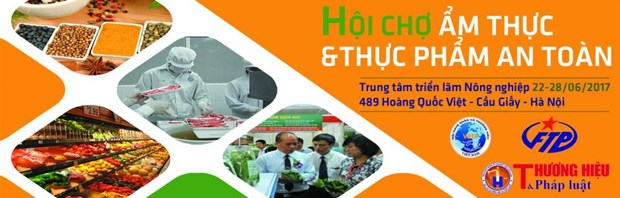 Fair introduces clean, safe food to customers hinh anh 1