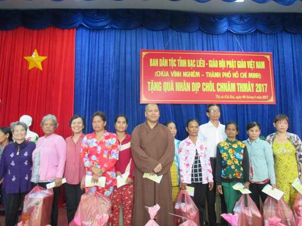 Bac Lieu province supports ethnic minority groups hinh anh 1