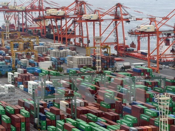 Thailand's exports see impressive growth in April hinh anh 1