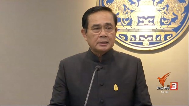 Thailand warns about postponing election hinh anh 1