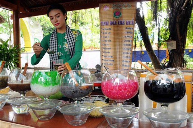 Southern food festival underway in HCM City hinh anh 6