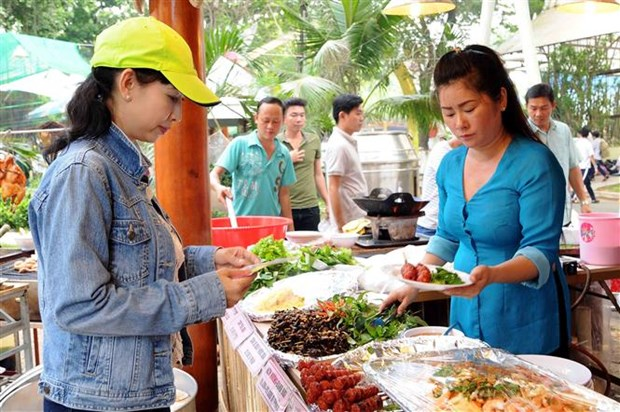 Southern food festival underway in HCM City hinh anh 5