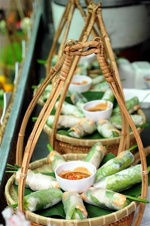 Southern food festival underway in HCM City hinh anh 2