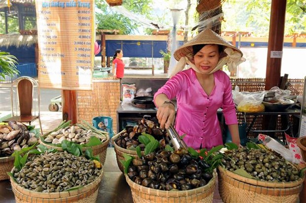 Southern food festival underway in HCM City hinh anh 3