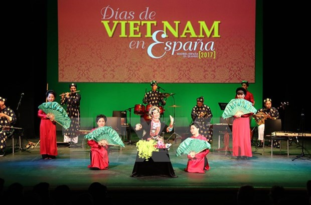 Vietnam Days in Spain 2017 opens hinh anh 1