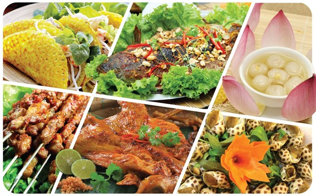 Southern food festival underway in HCM City hinh anh 1