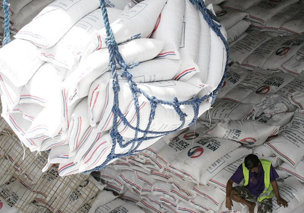 Philippine private sector required to import cheap rice hinh anh 1