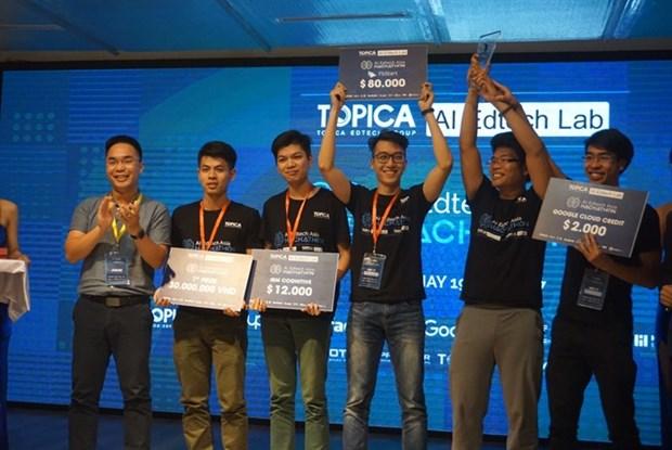 Three Vietnamese teams get Facebook sponsor package hinh anh 1