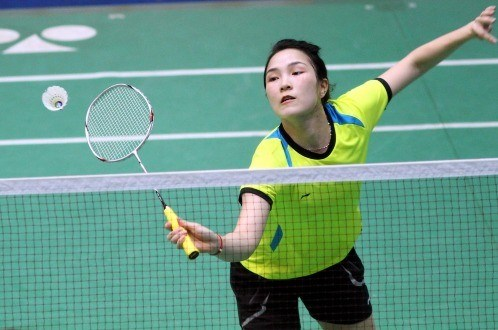 Vietnam snatch second win at Sudirman Cup hinh anh 1