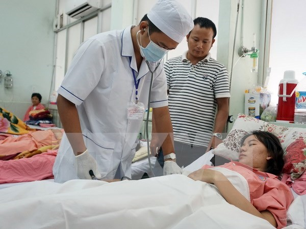 Hospitals becoming financially independent hinh anh 1