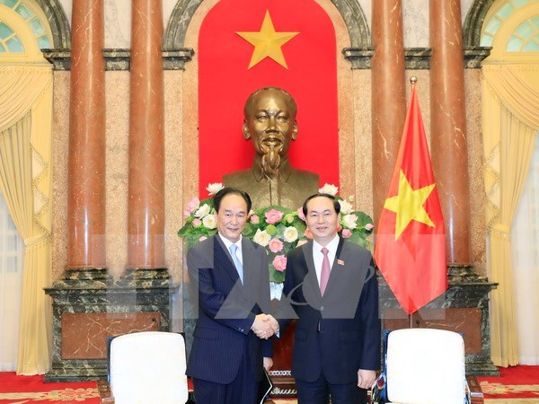VNA, Xinhua urged to contribute to deepening VN-China ties hinh anh 1